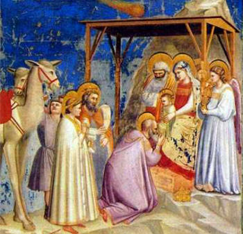 re magi giotto